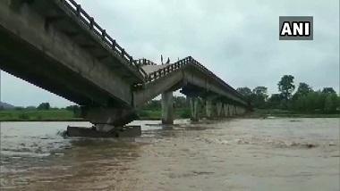 Cyclone Yaas: য়াসের জেরে নাগাড়ে বৃষ্টি, রাঁচিতে ভেঙে পড়ল সেতু