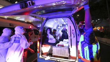 Malaysia Train Accident: ভয়াবহ ট্রেন দুর্ঘটনা মালয়েশিয়ায়, আহত ২০০-র বেশি