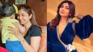 Shilpa Shetty: করোনায় আক্রান্ত শিল্পা শেট্টির একরত্তি মেয়ে, আক্রান্ত অভিনেত্রীর ছেলেও