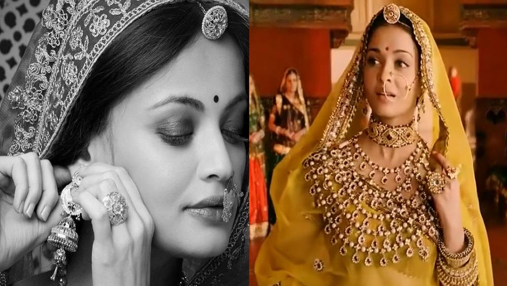 Sneha Ullal: ঐশ্বর্যর মতো সাজ, রাইয়ের 'হমশকল', ভাইরাল স্নেহা উলালের ছবি