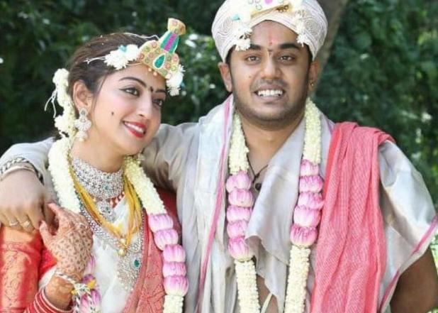 Pranitha Subhash: কোভিডের মাঝেই বিয়ে সারলেন 'হাঙ্গামা টু' অভিনেত্রী প্রণিতা সুভাষ