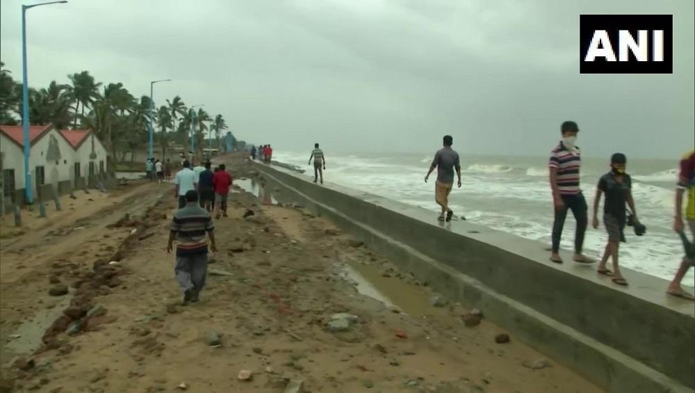 Cyclone Yaas: ঘূর্ণিঝড় য়াসের প্রভাবে ফুঁসছে সমুদ্র, তৈরি বাংলার কৃষি দফতর, জানালেন মন্ত্রী