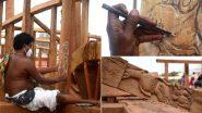 Puri Rath Yatra 2021: দিন কয়েক পরেই রথযাত্রা উৎসব, পুরীর জগন্নাথ মন্দিরে রথ তৈরির কাজ সারতে প্রস্তুতি তুঙ্গে