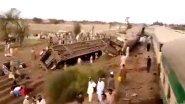 Pakistan Train Accident: পাকিস্তানে মুখোমুখি দু'টি ট্রেনের সংঘর্ষে প্রাণ গেল ৩৬ জনের, আহত ৫০