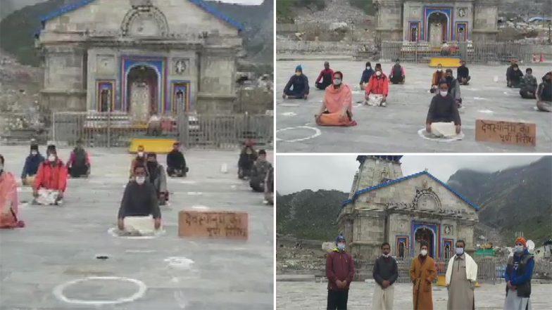 Kedarnath Temple: ধরনায় বসলেন কেদারনাথ মন্দিরের পূজারীরা