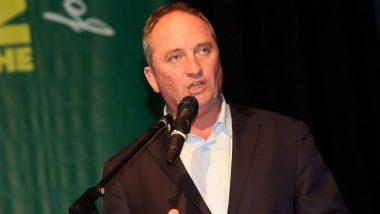 Barnaby Joyce: মাস্ক না পরায় মোটা অর্থের জরিমানা অস্ট্রেলিয়ার উপপ্রধানমন্ত্রীকে, সিসিটিভিতে পড়লেন ধরা