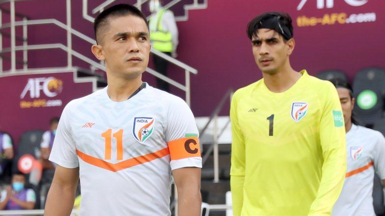 FIFA World Cup 2022 Qualifier: সুনীলের জোড়া গোলে জয়ের অভিষেক, বাংলাদেশকে হারিয়ে ১১ ম্যাচ পর আন্তর্জাতিক ম্যাচে জয় ভারতের
