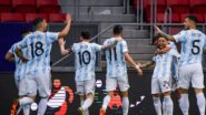 Argentina Win Over Paraguay In Copa America 2021: প্যারাগুয়ে বধের পর কোপা আমেরিকার কোয়ার্টার ফাইনালে আর্জেন্টিনা