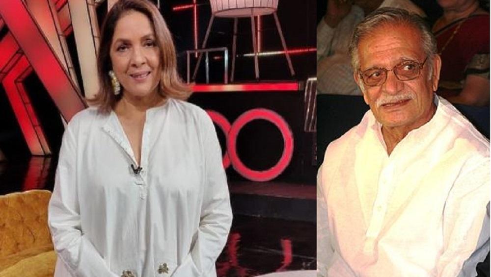 Neena Gupta Trolled: এই বয়সে শর্টস নয় শাড়ি পরুন, গুলজারের বাড়িতে হাজির নীনাকে নিয়ে সমালোচনা