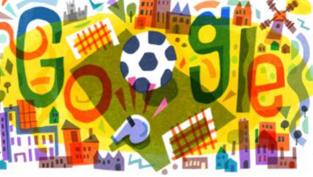 UEFA Euro 2020: ইউরো ২০২০ উপলক্ষে ফুটবলপ্রেমীদের জন্য গুগলের বর্ণময় ডুডল