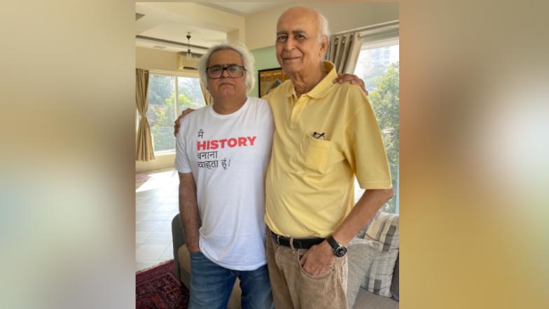Hansal Mehta's Father Dies: বাবার জীবনাবসানে শোকাহত হনসল মেহতা, করলেন টুইট