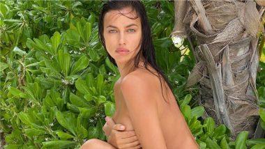 Hot Pic Alert! রোনাল্ডোর প্রাক্তন গার্লফ্রেন্ড রাশিয়ান মডেল ইরিনা শায়েকের উষ্ণ ছবি ভাইরাল
