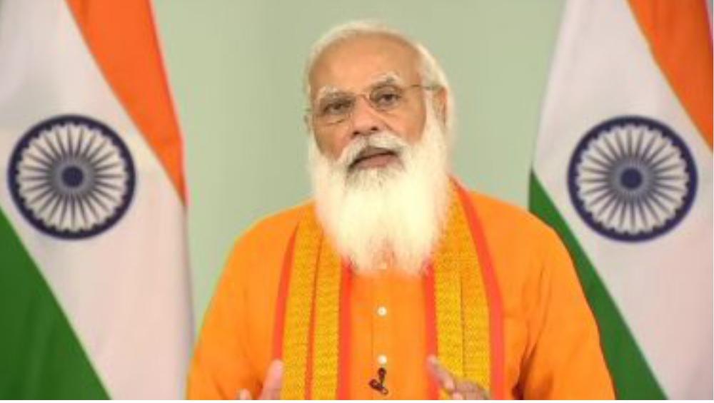 International Yoga Day 2021: কোভিড বিপর্যয়ে আশার আলো হল যোগ, বললেন মোদি
