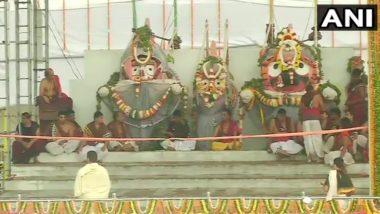 Odisha: জগন্নাথের স্নানযাত্রায় দর্শণার্থী শূন্য পুরীর মন্দির (দেখুন ছবি)