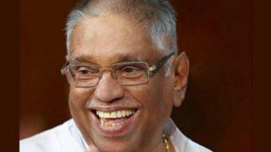 RIP Sivan: হৃদরোগে প্রয়াত জাতীয় পুরস্কার প্রাপ্ত চলচ্চিত্রগ্রাহক শিবন