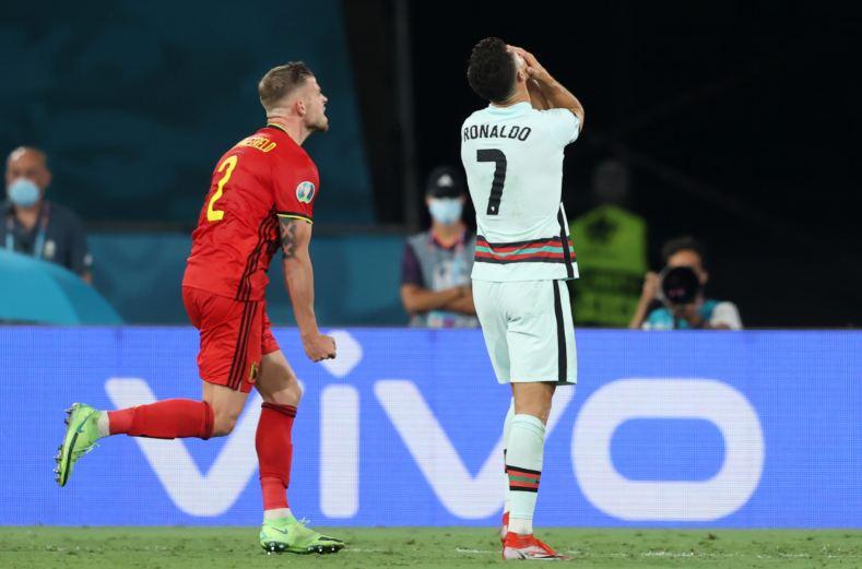 Euro Cup 2020: ইউরো থেকে বিদায় রোনাল্ডোর, পর্তুগালকে হারিয়ে শেষ আটে ইতালির সামনে বেলজিয়াম