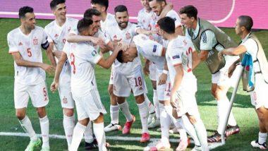 Euro Cup 2020: আট গোলের থ্রিলারে এক্সট্রা টাইমে ক্রোটদের হারিয়ে শেষ আটে স্পেন
