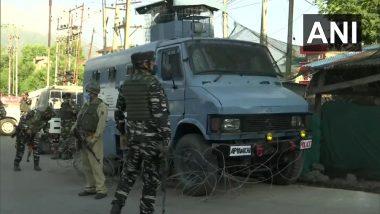 Jammu and Kashmir: গ্রেনেড হামলা শ্রীনগরে, আহত ৩