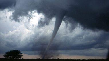 Tornado In Czech Republic: আছড়ে পড়ল শক্তিশালী টর্নেডো,তছনছ চেক প্রজাতন্ত্র