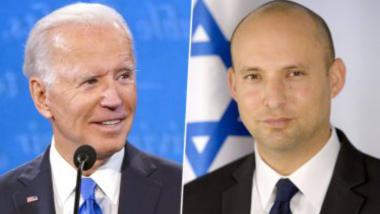 Joe Biden Congratulates Israel's New PM: পাশে আছে আমেরিকা, নাফতালি বেনেটকে অভিনন্দন জানিয়ে বললেন জো বিডেন