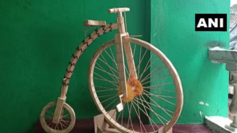 World Bicycle Day: বিশ্ব বাই-সাইকেল দিবসে দেখুন ১৮৭০ সালের প্রথম সাইকেল