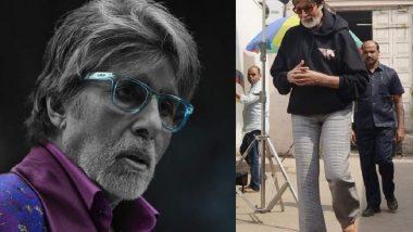 Amitabh Bachchan: মাত্র ৪ ঘণ্টার বিশ্রাম, ৭৮-এ 'ঘুম উড়ছে' অমিতাভ বচ্চনের