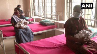 Tamil Nadu: সন্তানের জন্মের পর হাসপাতালে বসেই মায়েদের করোনার টিকা
