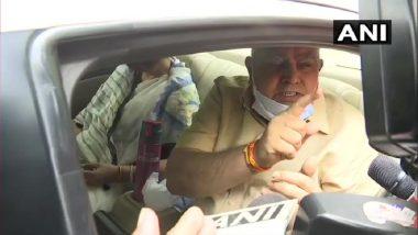Jagdeep Dhankhar: দিল্লি গিয়ে ফের 'ভোট পরবর্তী হিংসা'-র অভিযোগ নিয়ে সরব রাজ্যপাল জগদীপ ধনখড়