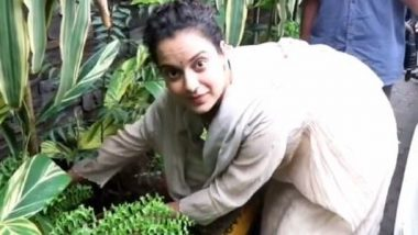 Kangana Ranaut: মাস্ক কোথায়, কঙ্গনাকে 'নাটকবাজ' বলে কটাক্ষ নেটিজেনদের