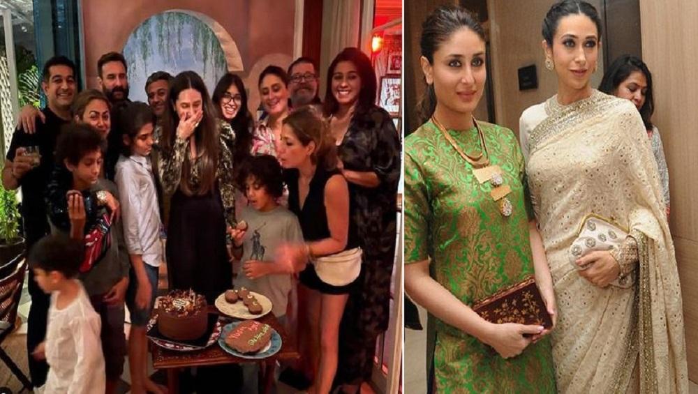 Kareena Kapoor Khan: 'আমাদের পৃথিবীর প্রাণকেন্দ্র তুমি', করিশ্মার জন্মদিনে আবেগপ্রবণ করিনা