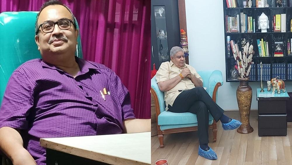Kunal Ghosh: 'বঙ্গভঙ্গ', 'অশুভ শক্তির অভিভাবক' মন্তব্য করে বিজেপি, রাজ্যপালকে একযোগে বিঁধলেন তৃণমূলের কুণাল