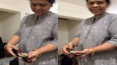 Viral Video: ব্র্যান্ডেড বেল্ট ৩৫ হাজারের, মেয়ের কথা শুনে কী করলেন মা, ভাইরাল ভিডিয়ো
