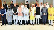 PM Modi Holds Meeting With J&K Leaders: উপত্যকার নেতাদের সঙ্গে শুরু প্রধানমন্ত্রীর সর্বদলীয় বৈঠক (দেখুন ভিডিও)