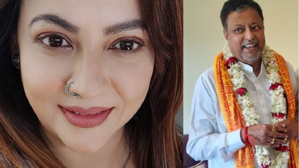 Sreelekha Mitra: 'বিজেপির সাথে লিভ-ইন এ ছিলাম', মুকুলকে ব্যঙ্গ শ্রীলেখার