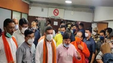 Suvendu Adhikari: কসবায় ভুয়ো টিকাকরণকাণ্ডে তদন্তের দাবি শুভেন্দু অধিকারীর