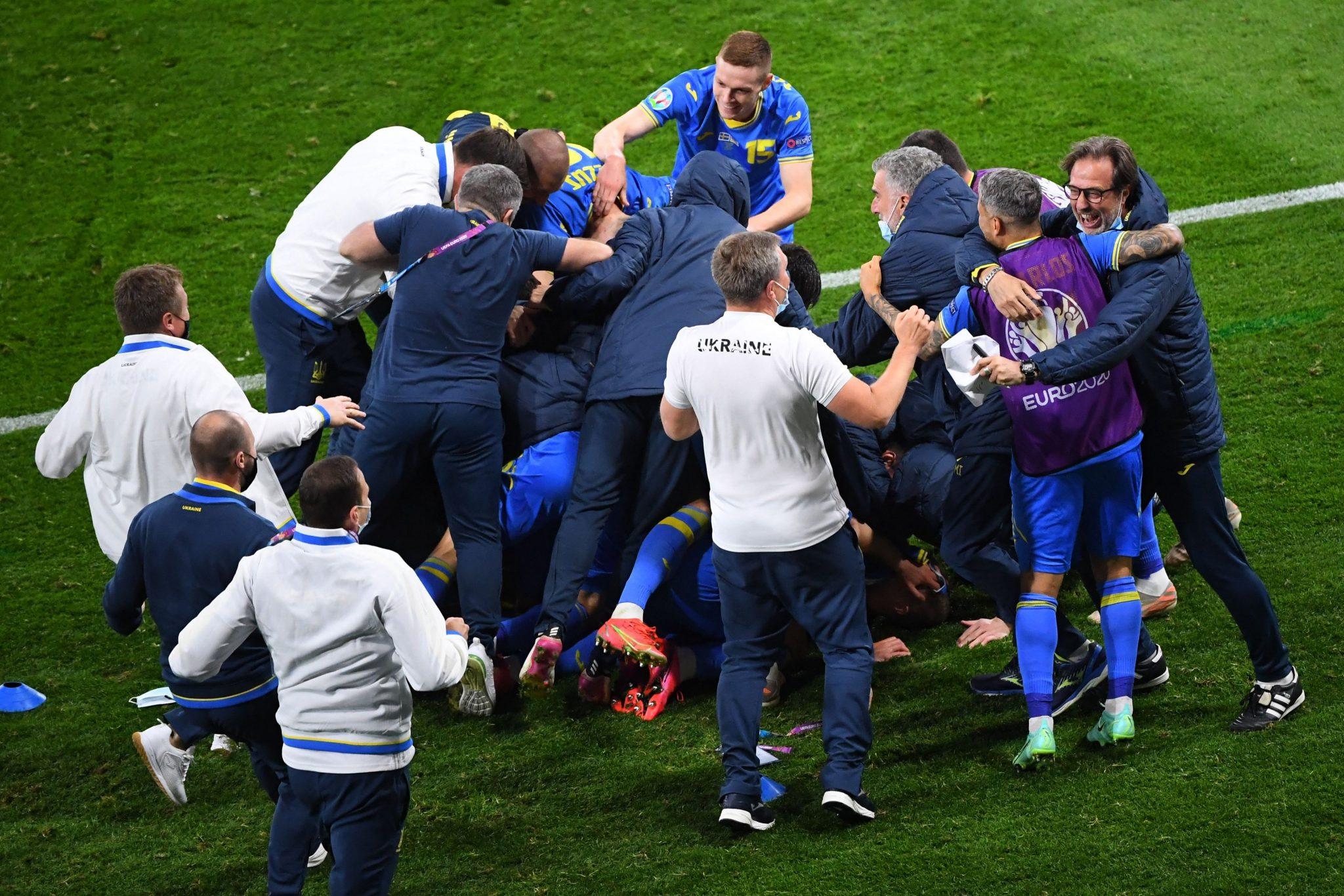Euro 2020: অঘটনের ইউরোয় এবার কোপ সুইডেনের ওপর, ইউক্রেনের কাছে হেরে বিদায় সুইডিশরা
