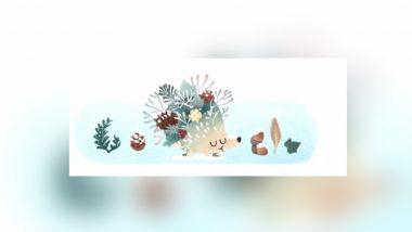 Winter Season 2021 Google Doodle: দক্ষিণ গোলার্ধে শীতের শুরুতে গুগলের চমৎকার ডুডল (দেখুন ছবি)