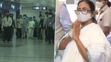 Mamata Banerjee Reaches Delhi: দিল্লি পৌঁছলেন মুখ্যমন্ত্রী মমতা বন্দোপাধ্যায়, কাল বৈঠক প্রধানমন্ত্রীর সঙ্গে