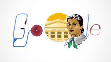 Kadambini Ganguly's Birthday Google Doodle: দেশের প্রথম মহিলা চিকিৎসক কাদম্বিনী গাঙ্গুলির জন্মদিনে শ্রদ্ধার্ঘ্য গুগল ডুডলের