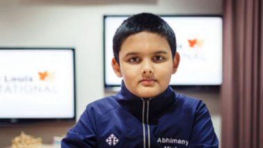 Abhimanyu Mishra Becomes Youngest Grandmaster: ১২ বছরেই সেরার রেকর্ড, গ্রান্ড মাস্টারের খেতাব জয় অভিমন্যুর