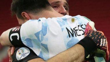 Copa America 2021: কোপার ফাইনালে মুখোমুখি ব্রাজিল-আর্জেন্টিনা, টাইব্রেকারে কলম্বিয়াকে হারিয়ে খেতাবি লড়াইয়ে   মেসিরা