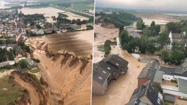 Germany Floods: জার্মানির ভয়াবহ বন্যায় প্রাণ গেল ৮০ জনের, নিখোঁজ প্রায় ১০০০