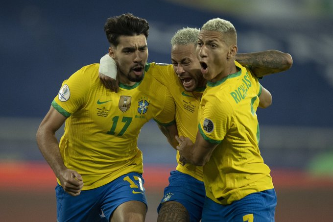 Copa America 2021: চিলির ঝাল সহ্য করেই সেমিতে দশ জনের ব্রাজিল,  নেইমারদের সামনে সামনে পেরু