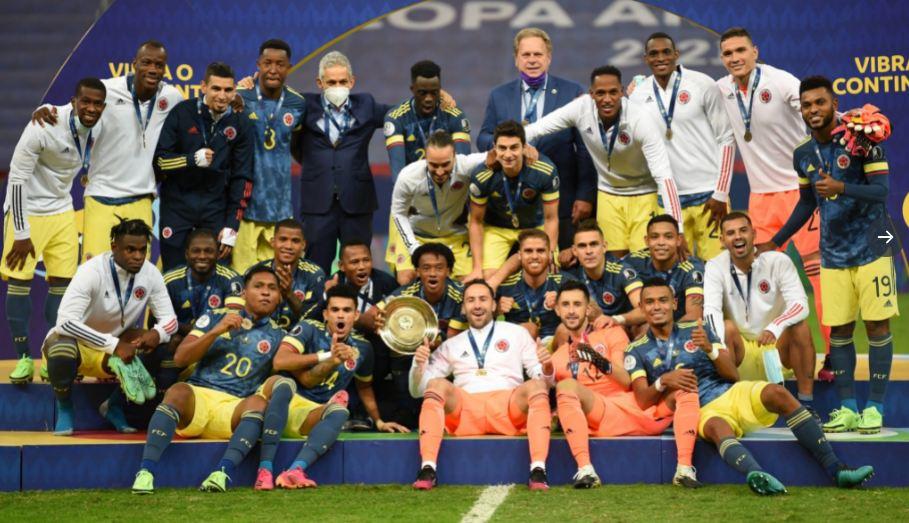 Copa America 2021: মেসি, নেইমারদের বেগ দেওয়া কলম্বিয়াই কোপায় 'থার্ড বয়'