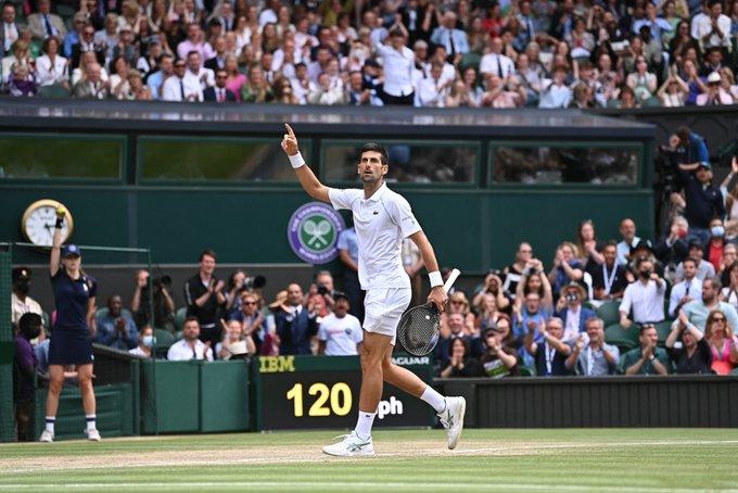 Wimbledon 2021: হাফ ডজন উইম্বলডন জয় জকোভিচের, বছরে গ্র্যান্ডস্লাম জয়ের হ্যাটট্রিক করে ফেডেরার, নাদালকে ছুঁলেন জোকার