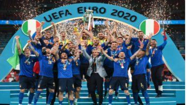 Italy Win Euro 2020: ঘরের মাঠে ইংল্যান্ডকে হারিয়ে ইউরো সেরা ইটালি