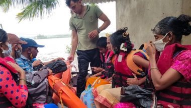 Goa Rains: গোয়ায় মুষলধারে বৃষ্টি, বাড়িঘর ভেঙে প্রবল বিপর্যয়ের মুখে মানুষ