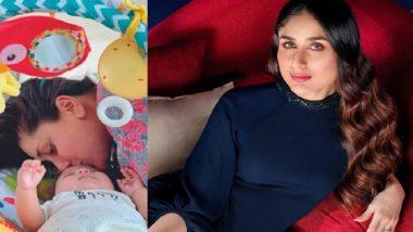 Kareena Kapoor Khan: প্রকাশ্যে করিনার দ্বিতীয় সন্তান জে-র ছবি! জল্পনা তুঙ্গে