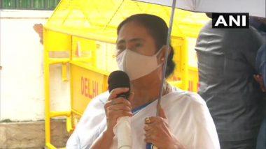 Mamata Banerjee: 'আমার ফোনও ট্যাপ করা হয়েছে', দিল্লিতে দাঁড়িতে পেগাসাস নিয়ে ফের সরব মমতা