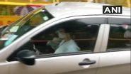 Mamata Banerjee: কেন্দ্রীয় মন্ত্রী নীতিন গড়করির বাড়িতে মমতা বন্দ্যোপাধ্যায়